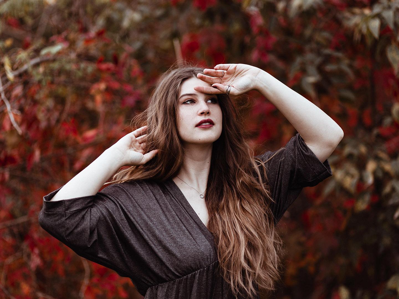 Categorie: Portrait; Photographer: MARTINA FACCINI; Model: FRANCESCA VECCHIATO; Location: Verona, VR, Italia