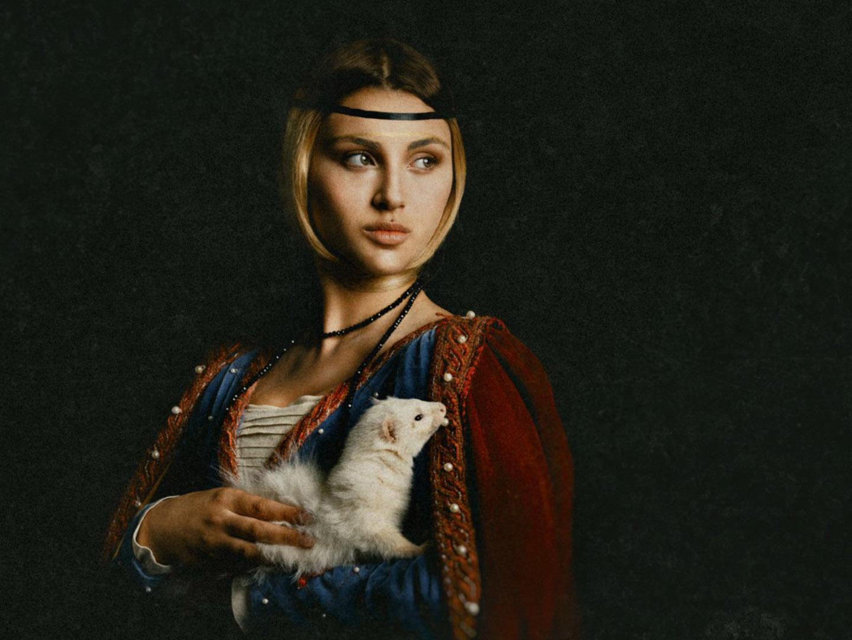 Categories: Fine Art, Portrait; Ph. GAETANO PASTORE; Model: SARA BEVILACQUA; Mua: CRISTINA DI GIACOPO; Editing: MICHELE ABRIOLA; Dress: IL TEATRO DELLA MEMORIA; Location: Roma