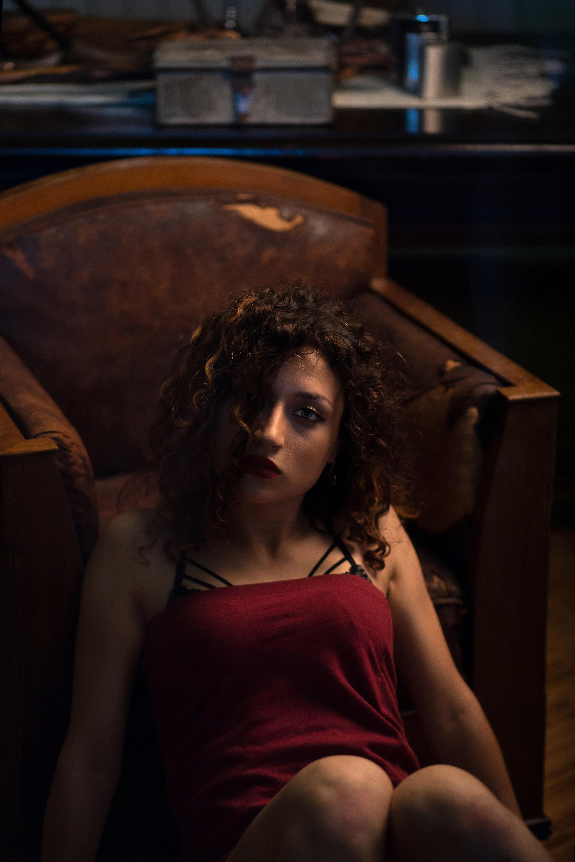 Categories: Fashion, Glamour, Portrait;Photo: LUCA BARTOLI (ElleBierre photographer); Model: LISA LUCIA GINO; Assistant: PIERO TEMPESTI; Location: CECINA - LIVORNO