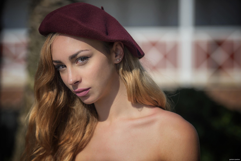 Categorie: Portrait; Ph. GAETANO PASTORE instagram; Model: SIRIA RENZI; Location: Ostia Lido, Roma