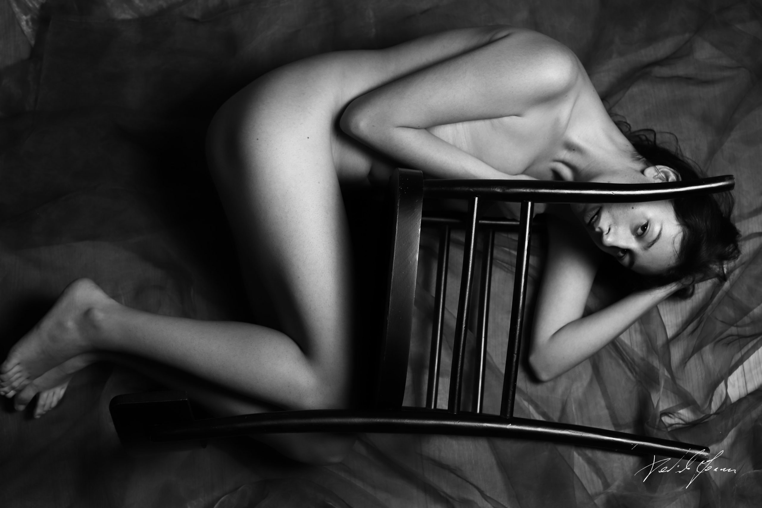 Categorie: Boudoir & Nude, Fine Art, Glamour, Portrait; Ph. DANIELE FORNER; Model: EMMA CESARANO; Location: Treviso (TV)