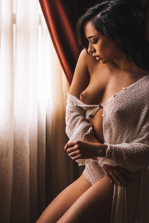 Categorie: Boudoir & Nude, Glamour; Photographer: ALESSIO MASTROIANNI; Model: GIULIA BIAGIOLI; Location: Pistoia, PT