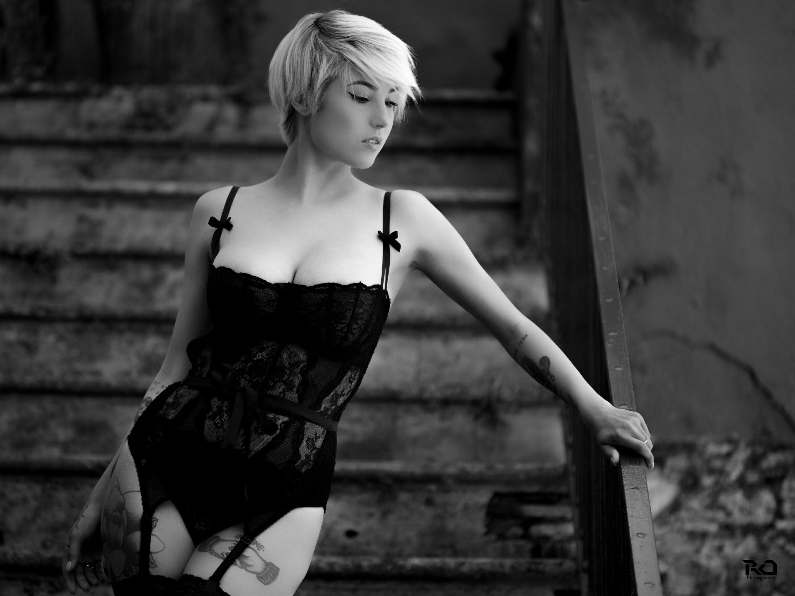 Categorie: Boudoir & Nude, Glamour, Portrait; Photographer: ROBERTO OPPEDISANO PH; Model: GIORGIA SOLERI; Location: Cosenza (CS)
