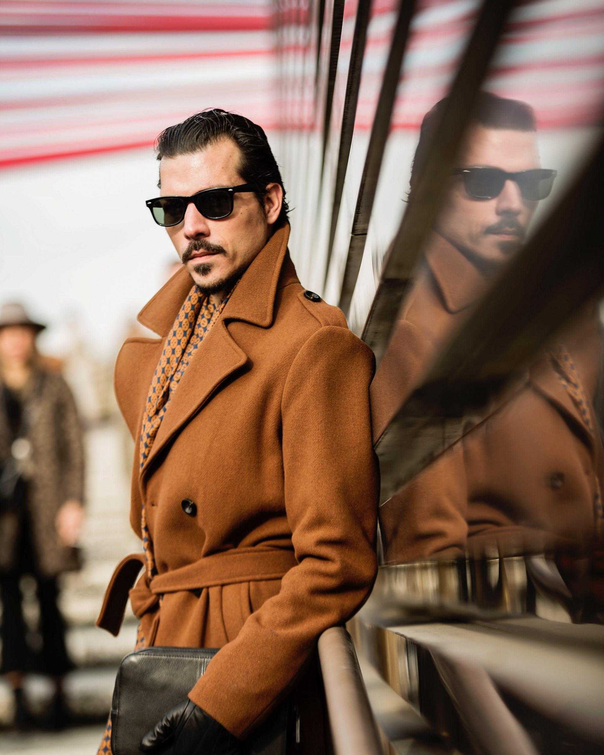 Categorie: Fashion, Portrait; Model: GUGLIELMO GIOVANNONI; Photographer: RICCARDO SIRICA, SEVEN CLICK; Location: Roma