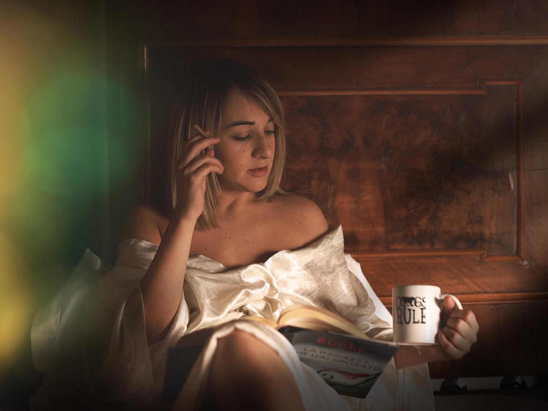 Categorie: Boudoir & Nude, Glamour, Portrait; Photographer: LUCA BARTOLI (ElleBierre photographer); Model: BEATRICE TORBOLI; Mua: ANTONELLA IOVINE; Location:Ferrara, FE, Italia