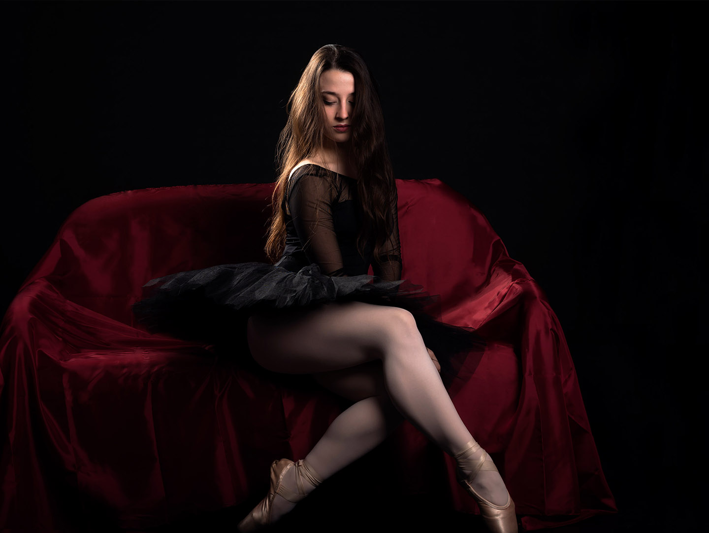 Categorie: Portrait; Photographer: GAETANO PASTORE; Model &Dancer: ARIANNA SORRENTINO; Location:Roma, RM, Italia