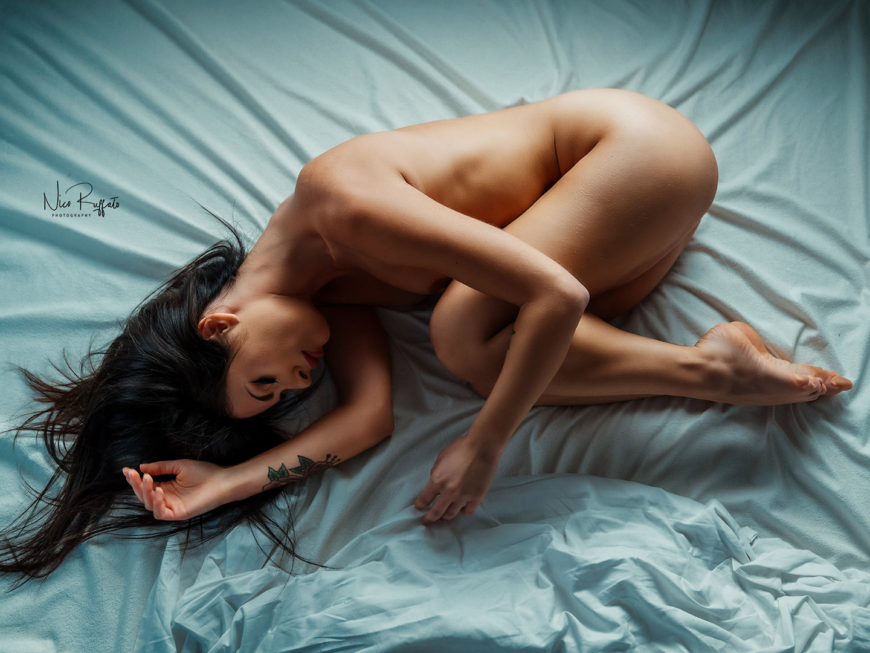 Categorie: Boudoir & Nude, Glamour, Portrait; Photographer: NICO RUFFATO; Model: Giada FRT; Location: Milano, MI, Italia