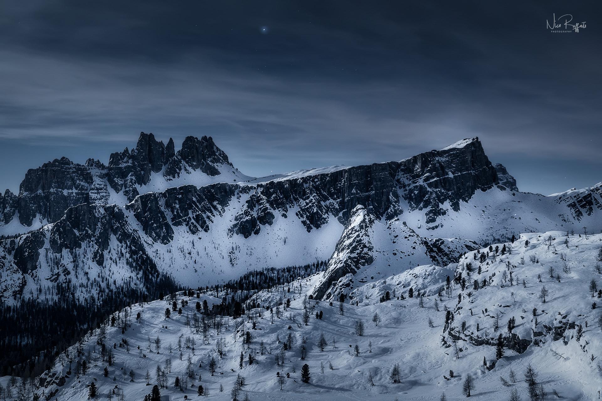Categorie: Landscape & Nature; Photographer: NICO RUFFATO; Location: Cinque Torri, Cortina d'Ampezzo, BL