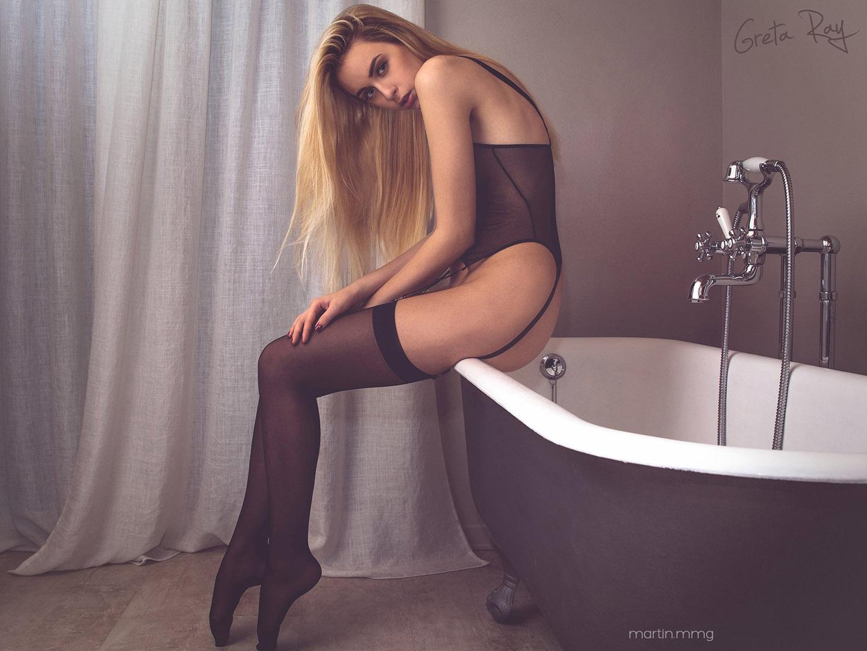 Categorie: Boudoir & Nude, Fashion, Glamour, Portrait; Photographer: MARTIN MMG; Model: GRETA RAY; Production: MMG TREND PRODUCTION; Location: Milano, MI, Italia