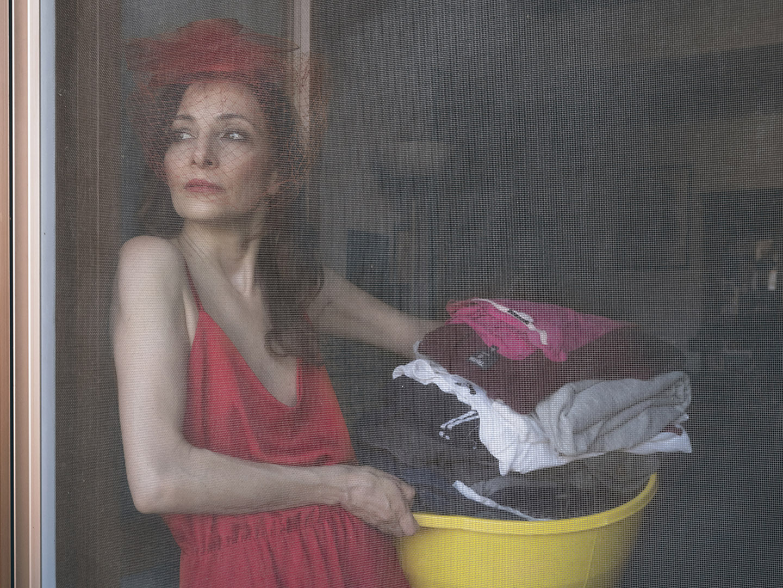 Categorie: Fine Art; Portrait; Photographer: SALVATORE MONTEMAGNO; Model: ANITA CHIARINI; Location: Montichiari, BS, Italia Allegati