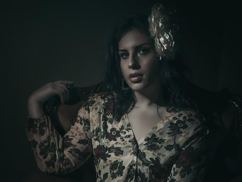 Categorie: Fine Art, Portrait; Photographer: STEFANIA RIGO; Model: ARIANNA; Location: Noale, VE