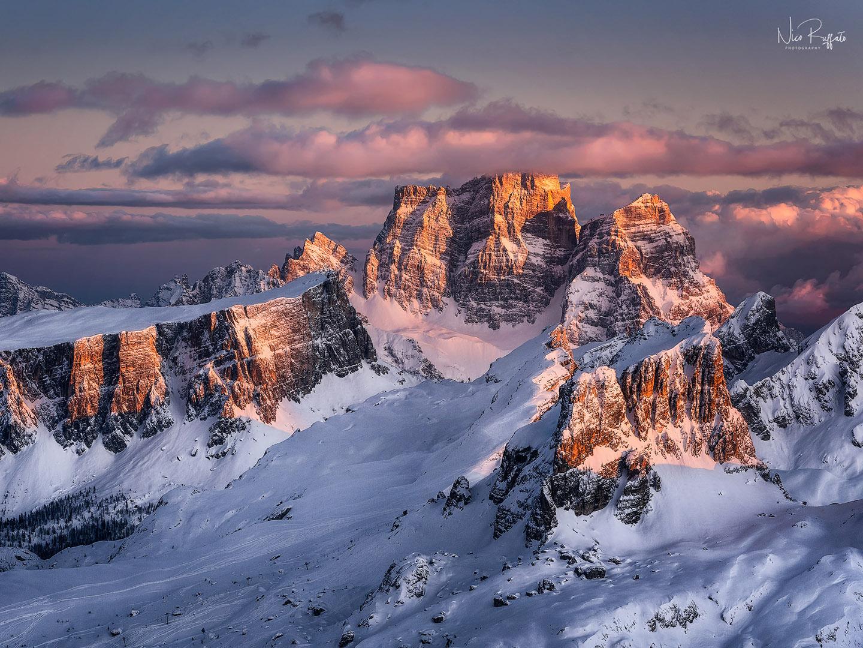 Categorie: Landscape & Nature; Photographer:NICO RUFFATO; Location:Rifugio Lagazuoi, Monte Lagazuoi, Cortina d'Ampezzo, BL, Italia