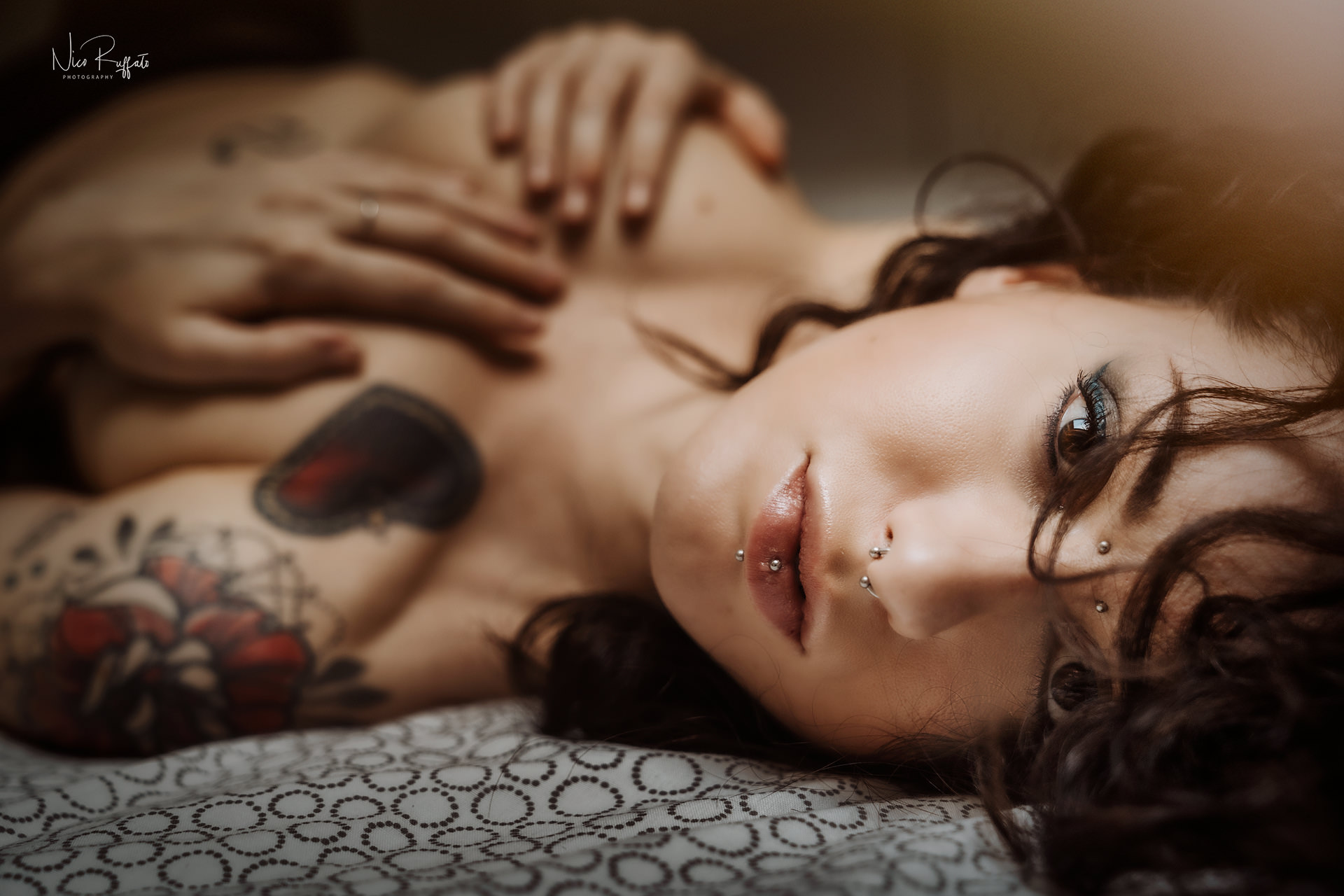 Categorie: Photographer: NICO RUFFATO; Model: VERONICA GATTI; Location: Milano, MI, Italia